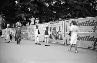 Femeile nu mint niciodată - București 1941