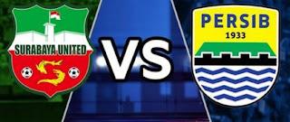 HT: Surabaya United vs Persib Bandung Imbang 0-0
