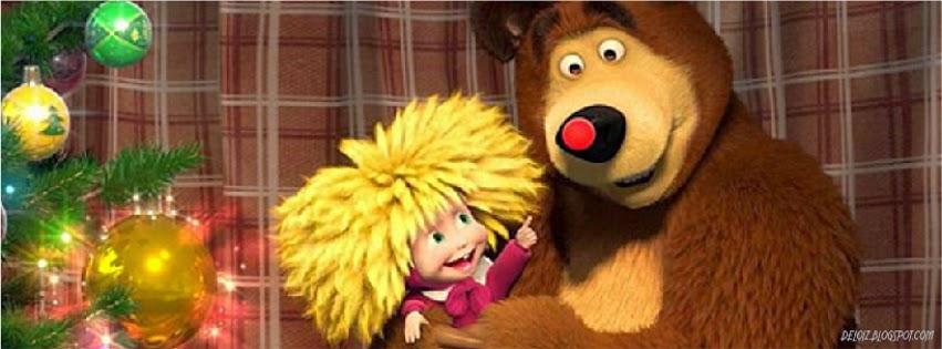 Foto Sampul Masha And The Bear