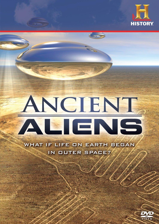 poster Người ngoài hành tinh cổ đại - Phần 4