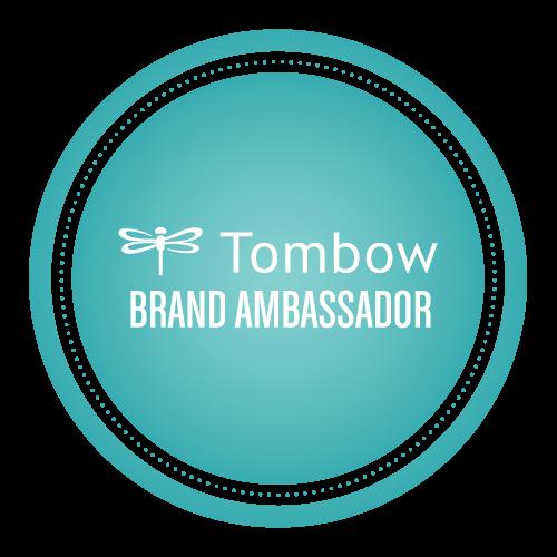 I'm a Brand Ambassador for Tombowusa