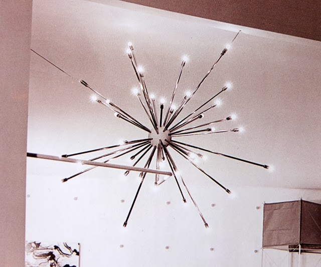 Mad for mid century february 2014 eames galaxy ceiling light fixture mozeypictures Choice Image