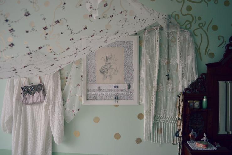 Wnętrza: Sypialniane migawki #1