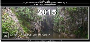 23 Aug 2015. SARBATOAREA PESTERII TOPOLNITA - CIRESU, Jud.MEHEDINTI. Birthday celebration Topolnita