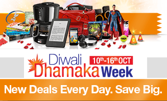 (Expired) Diwali Dhamaka Week – Top deals, Recent deals, All deals, Categorised deals || Live