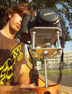 Canon 7D Steadicam