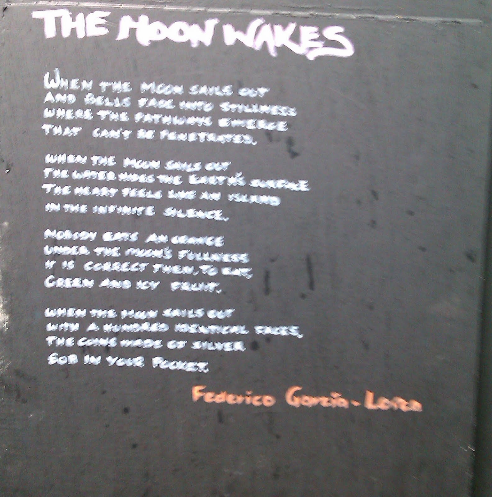 fleur adcock advice to a discarded lover