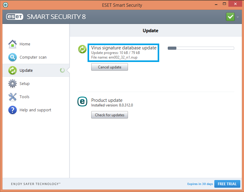 [ REVIEW ] ESET Smart Security 8