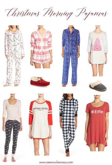 Christmas Morning Pajamas