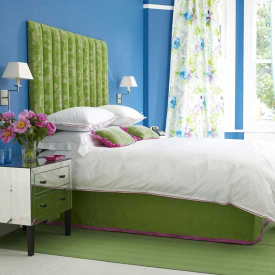 DORMITORIOS AZULES BLUE BEDROOMS DORMITORIO AZUL by ...