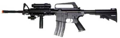 AR SOFT 217 T AirSplats Memorial Day Special: Military Style M4 Airsoft Guns