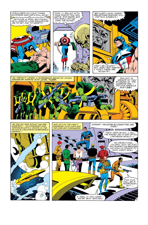 Captain America (1968) Issue #274 #190 - English 10