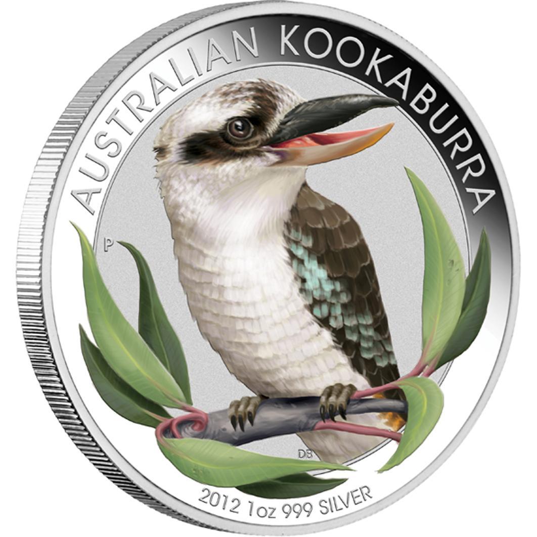 Australian kookaburra coin - photo#1