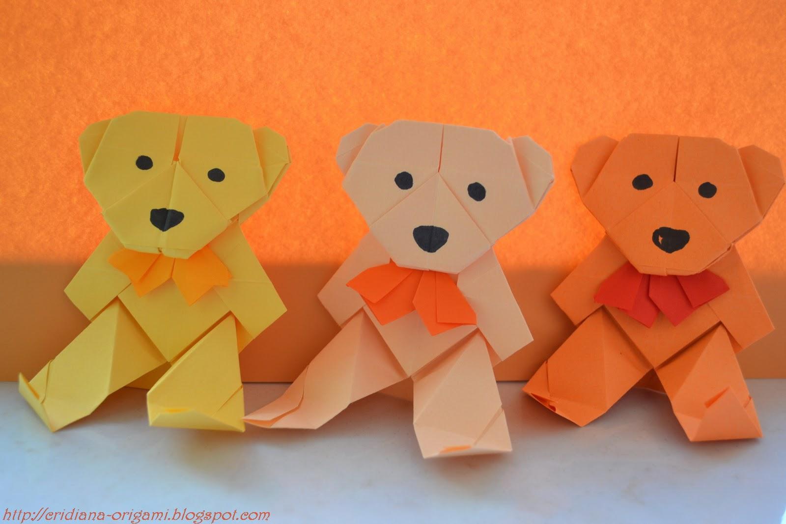 claras paper garden teddybear