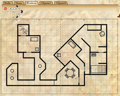 Ye Olde Map Maker Dungeon