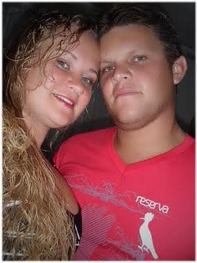 Eu e meu Maridão lindo