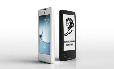 YotaPhone 2, Ponsel Android Dua Layar Akan Hadir di MWC 2014