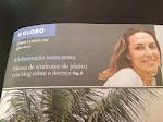Matéria sobre o blog Sem Transtorno publicada no jornal O Globo Barra (fev/2013)