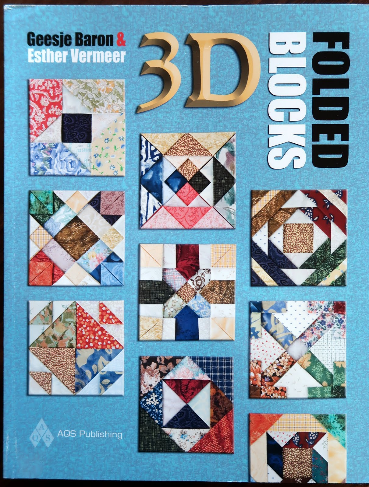 3D Folded Blocks by AQS (CLICK!)
