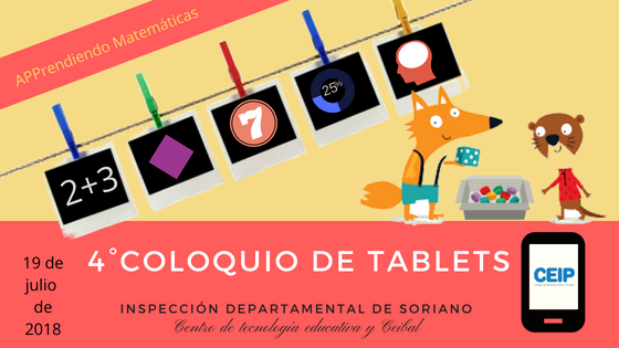 4° Coloquio de tablet