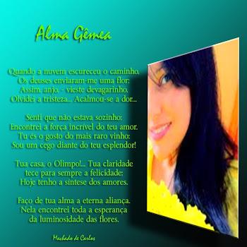 Lindo presente do amigo Machado de Carlos - Gratidão!