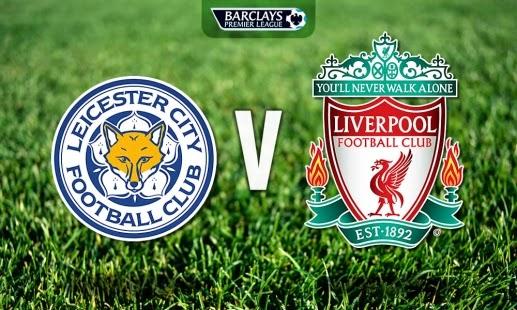 Poker Online : Prediksi Skor Leicester vs Liverpool 3 Desember 2014