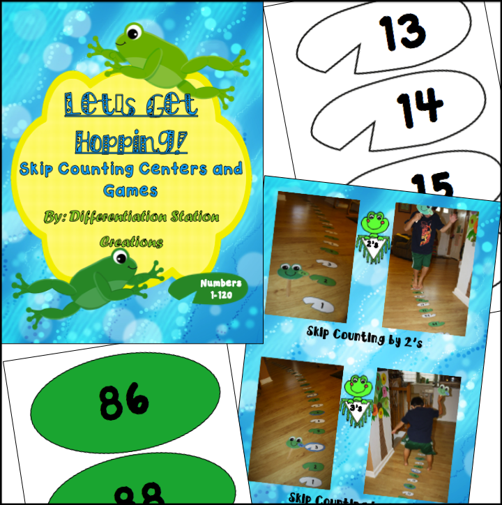 https://www.teacherspayteachers.com/Product/Lets-Get-Hopping-Skip-Counting-2-3-5-10s-Math-Lesson-Plan-Games-Printable-779535