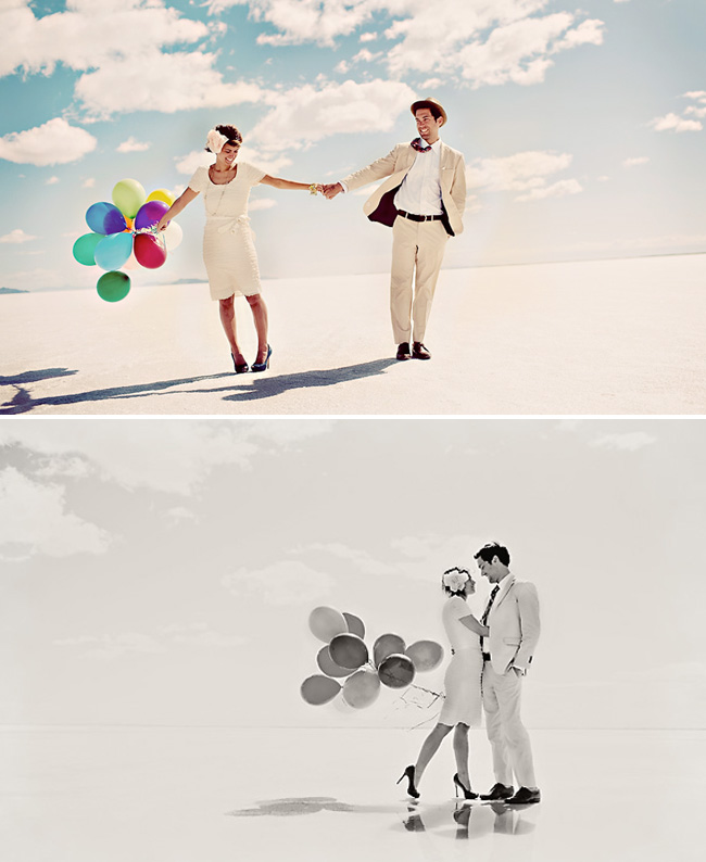 Love DIY – Léggömb dekorációk esküvőre