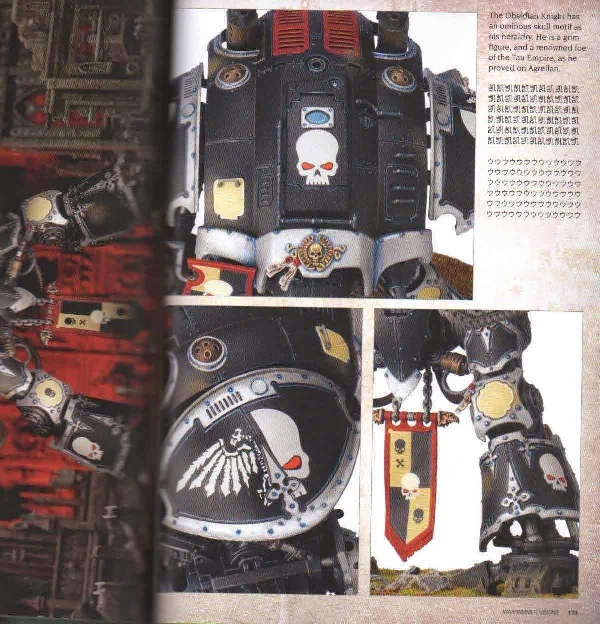 Errores Warhammer: Visions, número 3, página 173