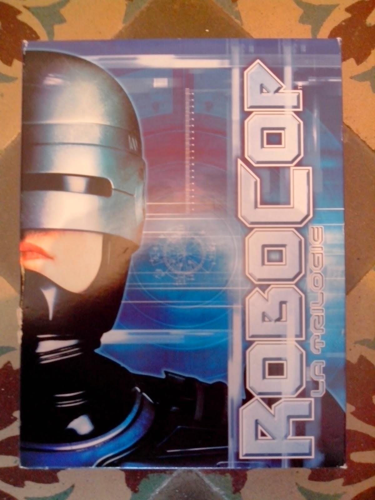 Divers DVD a vendre Robocop%2B1