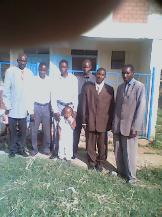 Pastor Samuel,Pst.Willex,Pstabraham..Brother Moses,Isack and lttle Bravin..