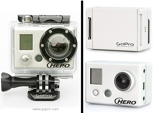 Footage on board-HDSurf HERO by GoPro