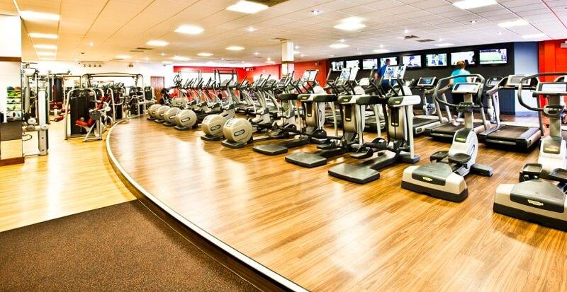 gym vinhomes