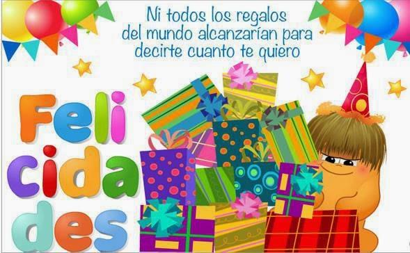 felicidades regalos