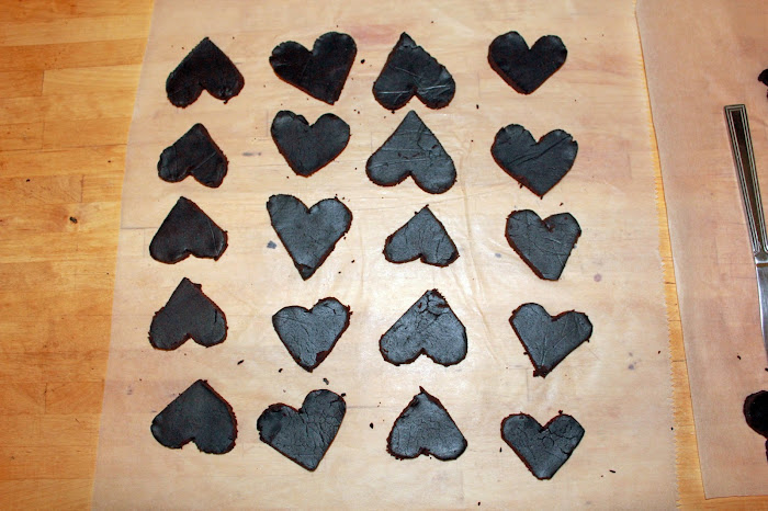 Valentine's Day Chocolate Heart Cookies Pinterest Anniversary Oreo