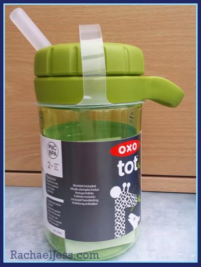 OXO Tots Twist Top Water Bottle