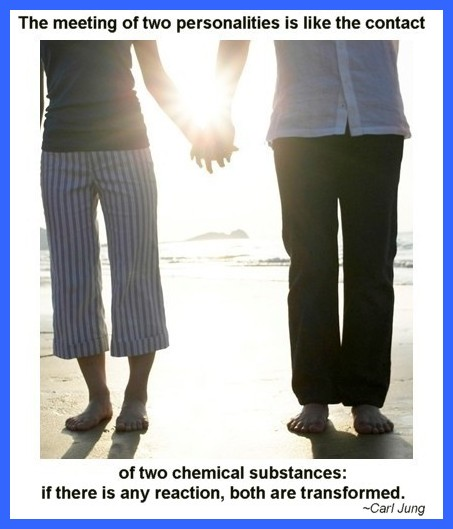 What is chemistry in dating