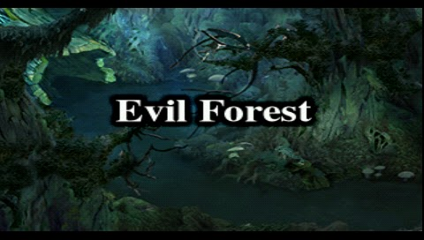 Final Fantasy IX, Evil Forest