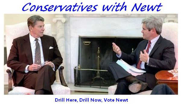 Conservatives with Newt