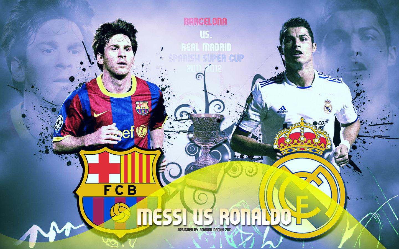 Realmmadrid Vs Barcelona Hd Wallpaper El Clasico El Clasico