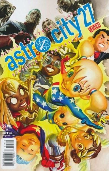 VISIT ASTRO CITY!