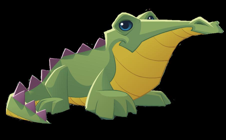 Animal Jam Graphic Central!: Croc. Graphic!