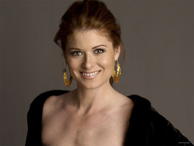 Debra Messing High Definition Wallpaper