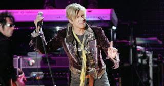 David Bowie Hurricane Festival