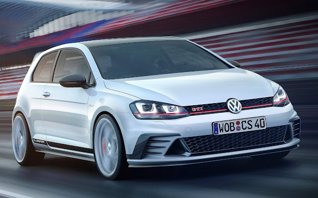 VW Golf GTI 2016 Clubsport
