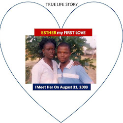 Esther my First Love