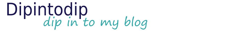 dip in to dip - a UK lifestyle blog