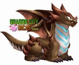 Dragão Terremoto - Informações