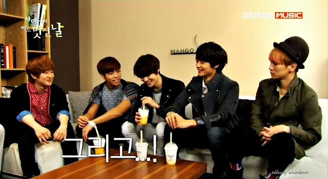 Watch SHINee's Wonderful Day Episode 1 (No Cuts) 131202