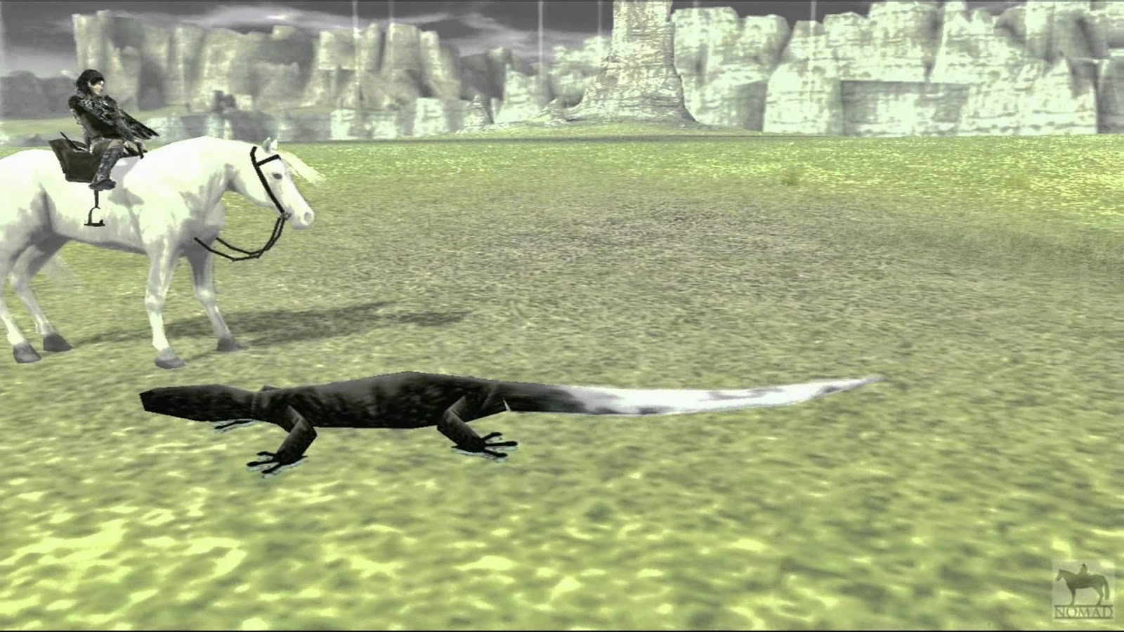 shadow of the colossus shining lizard trophy guide